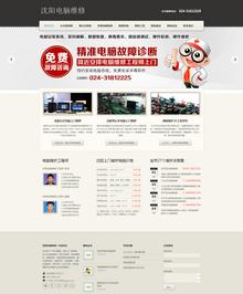 dedecms织梦电脑维修行业网站模版