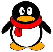 纯css3绘制QQ企鹅动画特效