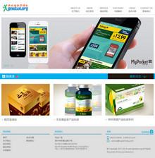 品牌形象设计,包装设计,样本宣传册设计公司通用dedecms网站模板