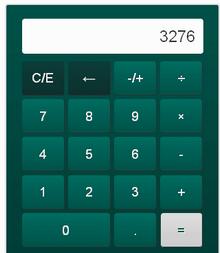 html5带计算记录功能计算器在线计算代码