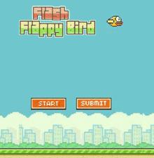 html5 FlappyBird手机游戏源码下载