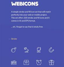 win8扁平风格网页工具包素材psd图标打包下载