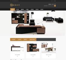 大气古典家具家居类展示网站织梦模板(带手机端)