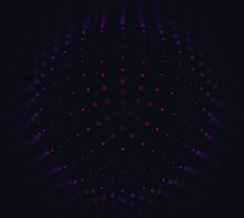 css3 svg圆点弹性反向动画特效