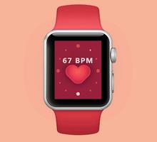 css3绘制苹果手表iwatch动画特效