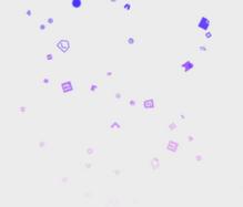 html5空中飘落雪花字体特效