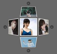 html5三维布局图片滚动切换代码