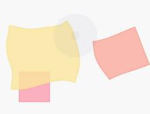 html5 canvas鼠标拖动弹性重力动画特效