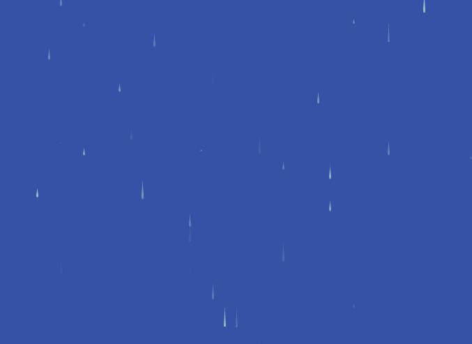 css3 svg下暴雨动画场景特效