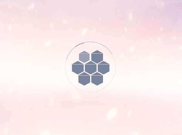 圆形六边形加载ui动画特效