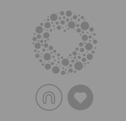 html5 canvas液态的圆点图形切换特效