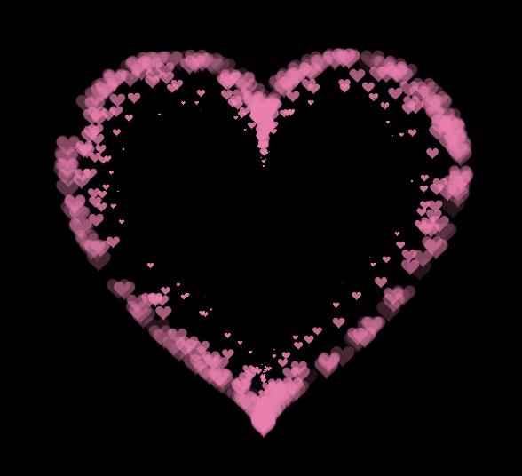 html5 canvas情人节告白爱心动画特效