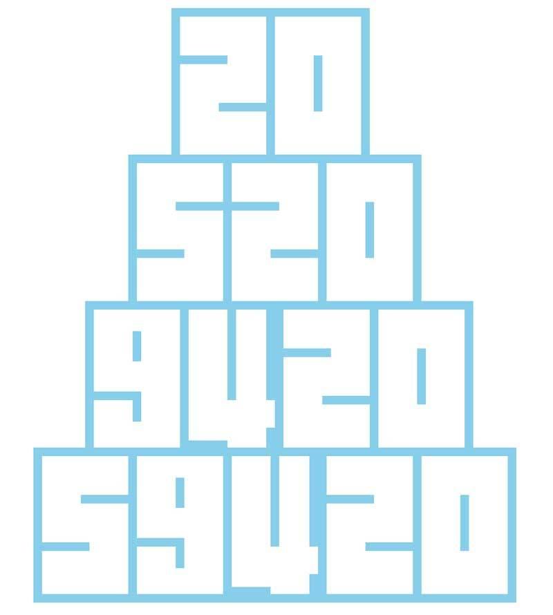 jQuery css3制作520表白数字动画代码