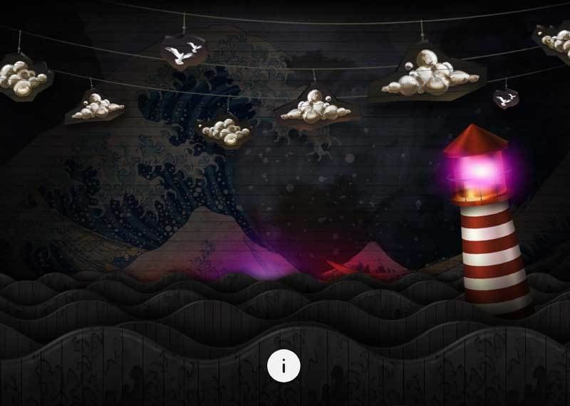 Parallax.js云顶之上背景视差动画特效