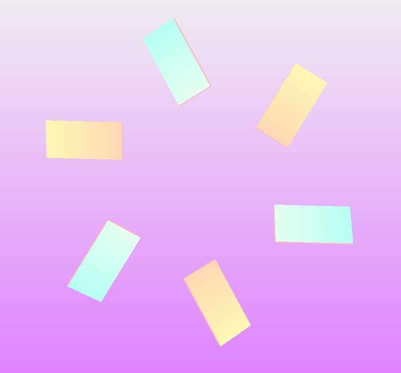 html5六角形结构旋转特效