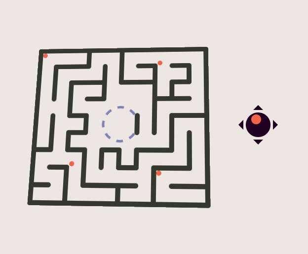 H5倾斜迷宫小游戏源码