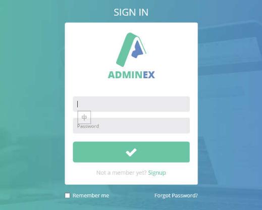 AdminEx响应式Bootstrap后台管理
