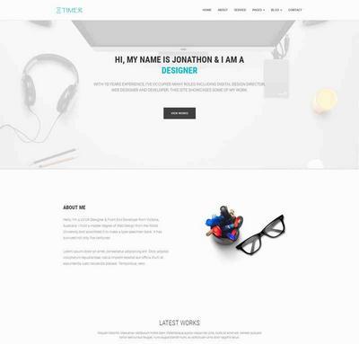 大气创意包装设计公司html整站网站模板