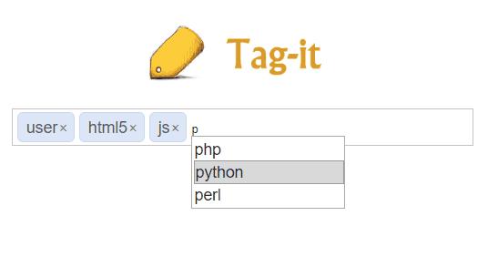 jQuery输入框文字空格键创建标签插件