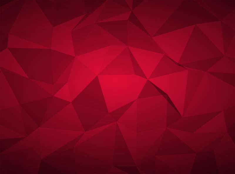 红色渐变的菱形背景svg动效