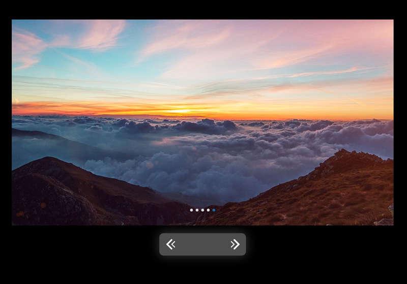 jQuery自适应屏幕焦点图片切换特效